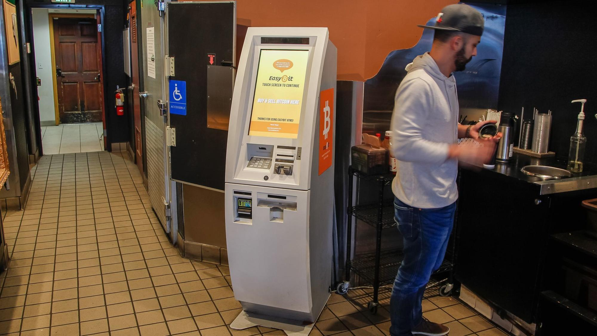 Bitcoin ATMs popping up around San Diego - The San Diego ...