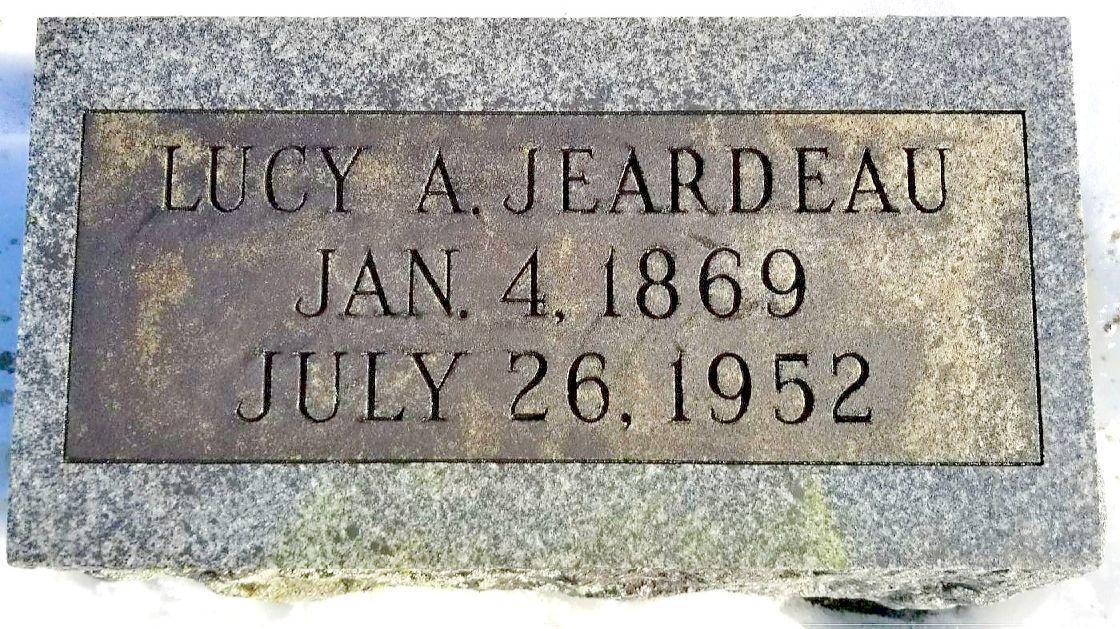 Lucy Jeardeau marker