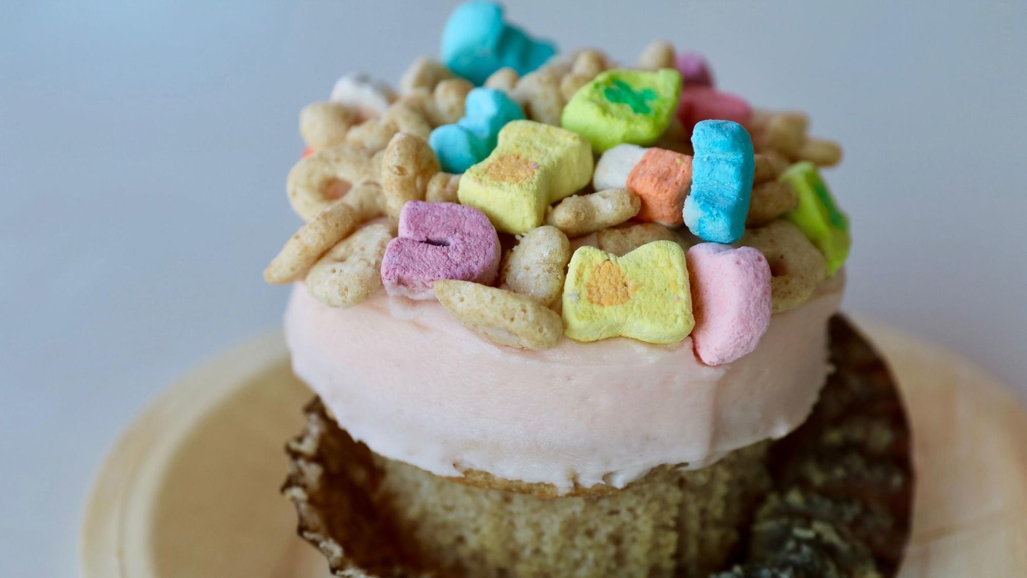 Sprinkles Cupcakes Breaks Out Breakfast Cupcakes During