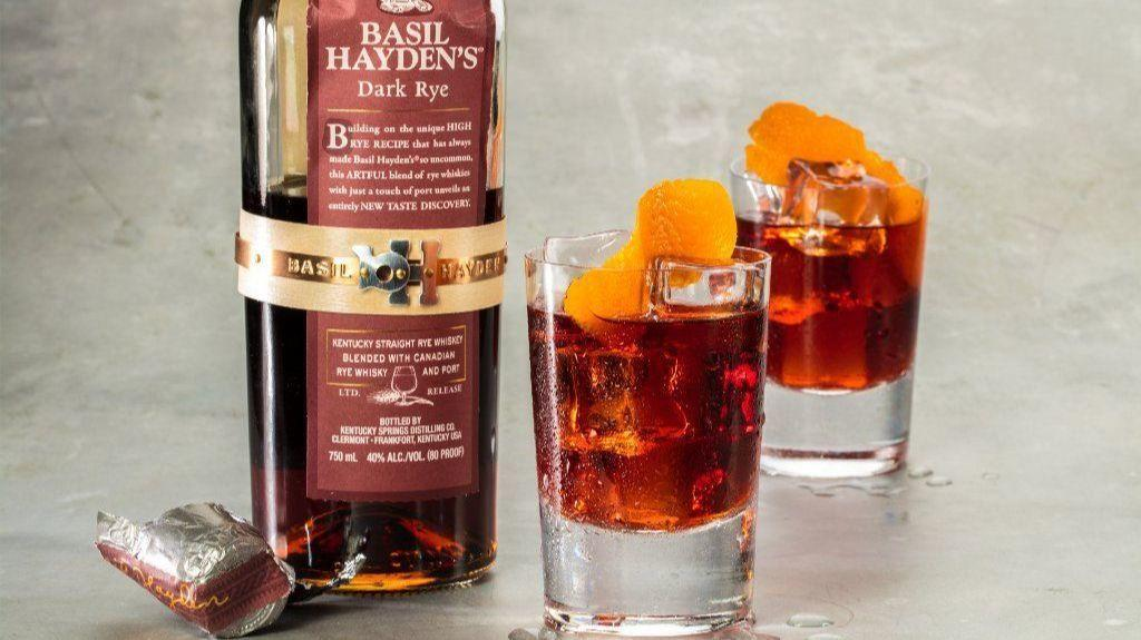 Basil Hayden S Adds Rye With A Hit Of Port But Don T Call