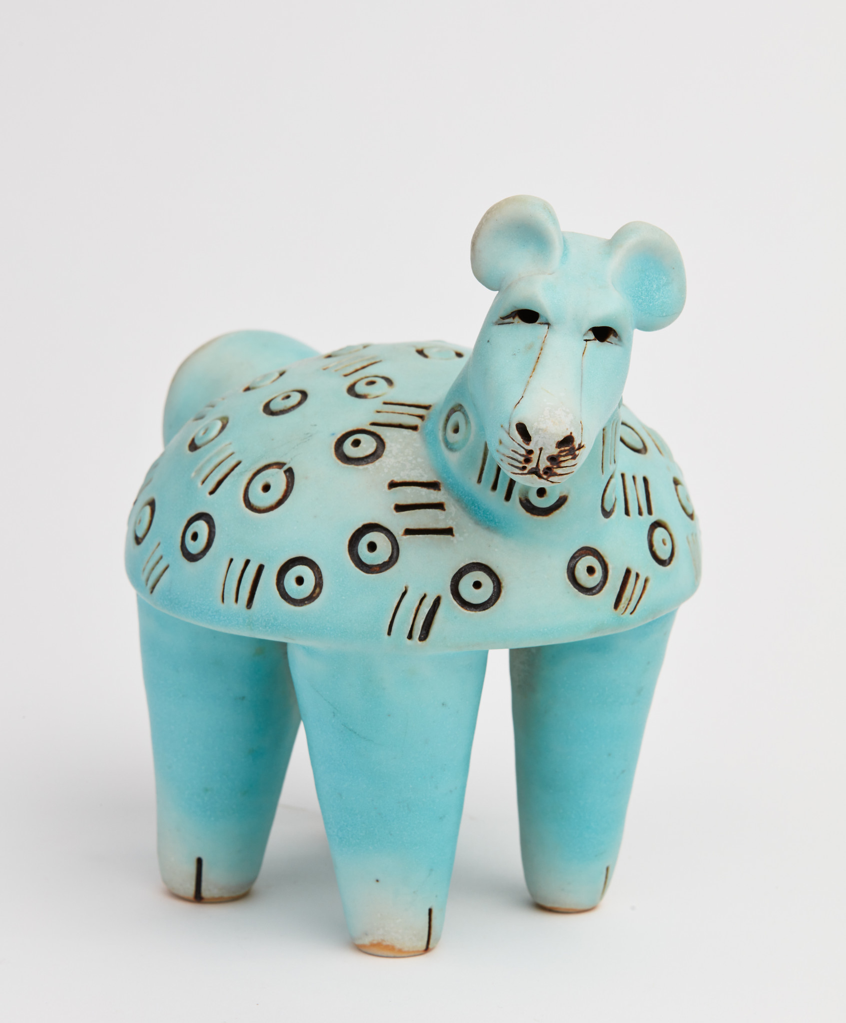 Dora De Larios animal figure
