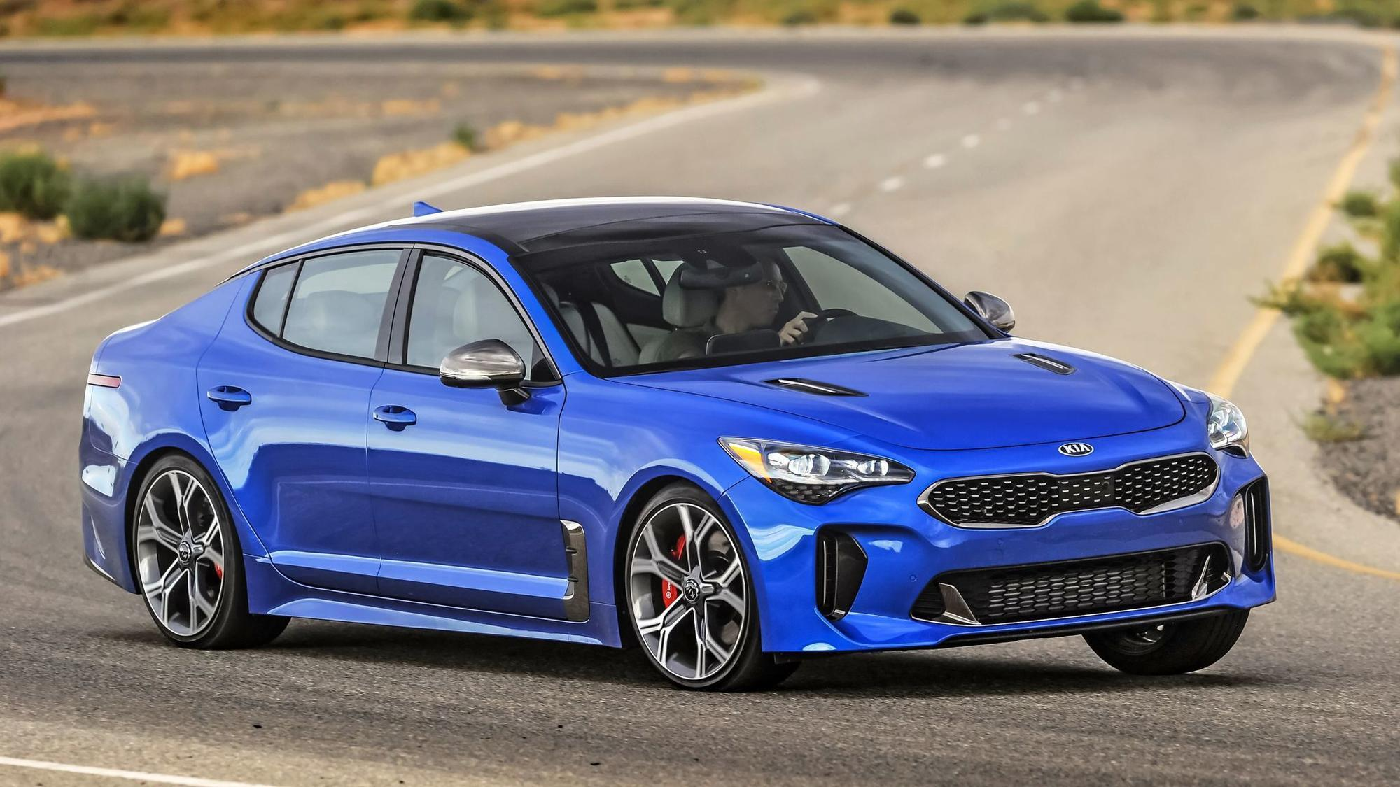 2018 Honda Accord Pictures >> 2018 Kia Stinger GT: A switchblade of change - The San ...