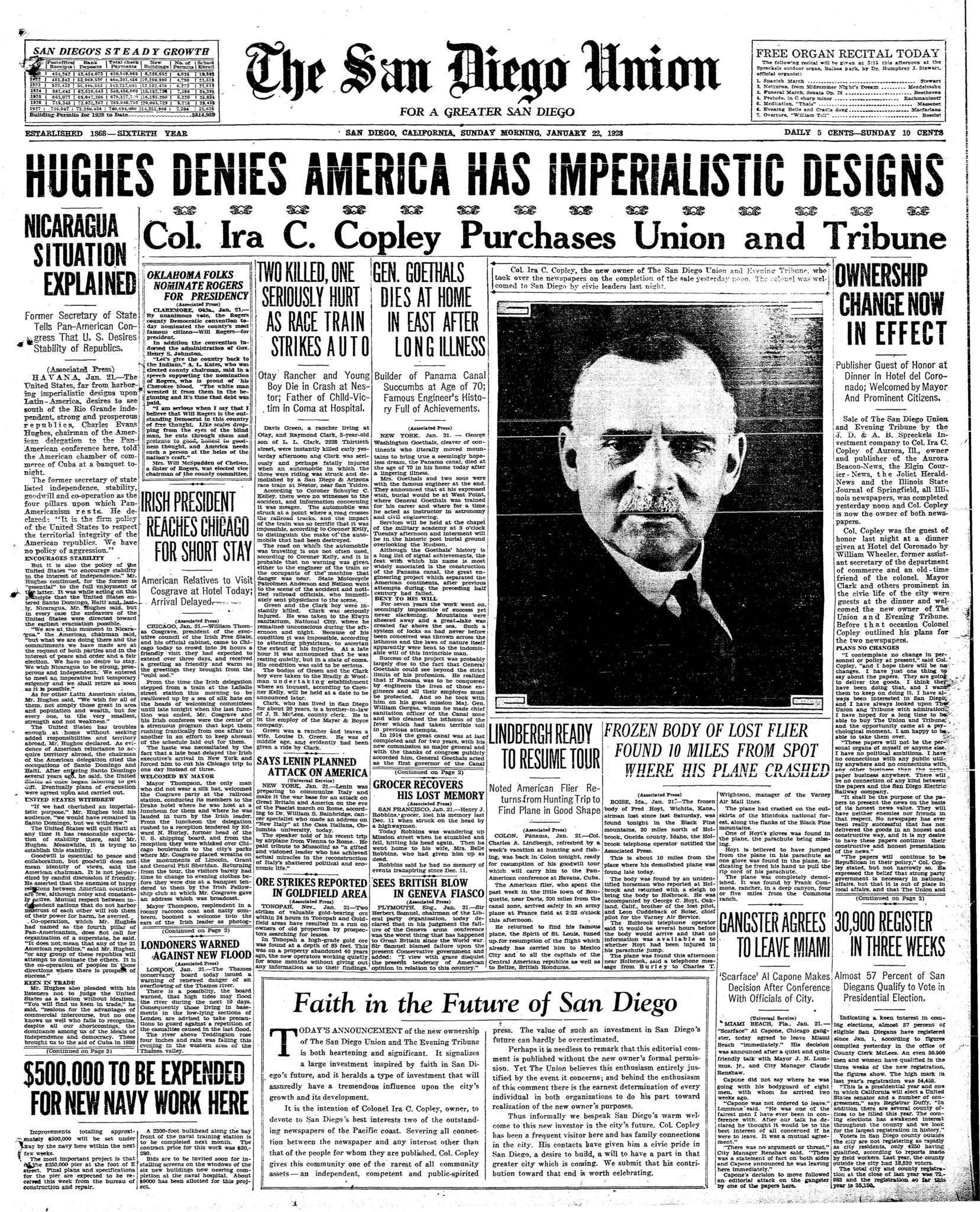 January 23, 1928