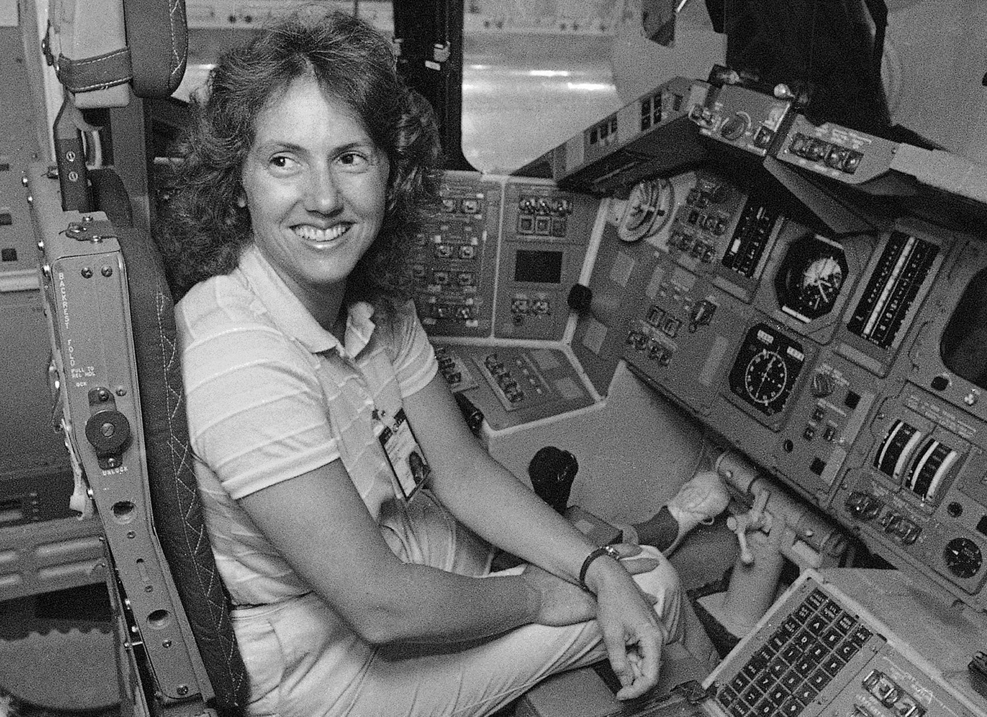 Thirty-two years after the Challenger disaster, Christa ...