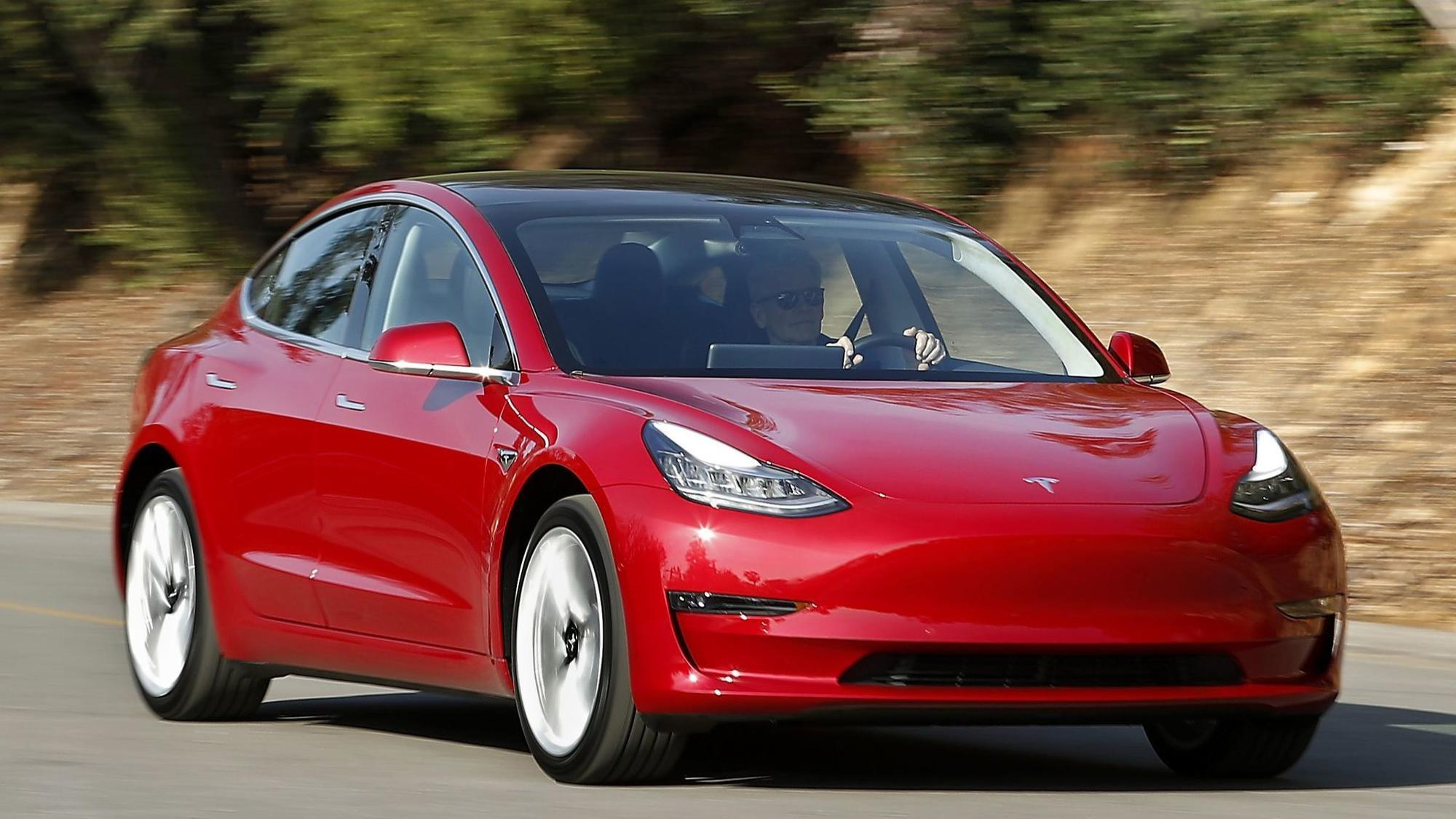 Tesla Model 3 Elon Musk S Mass Market Car Is A Magic