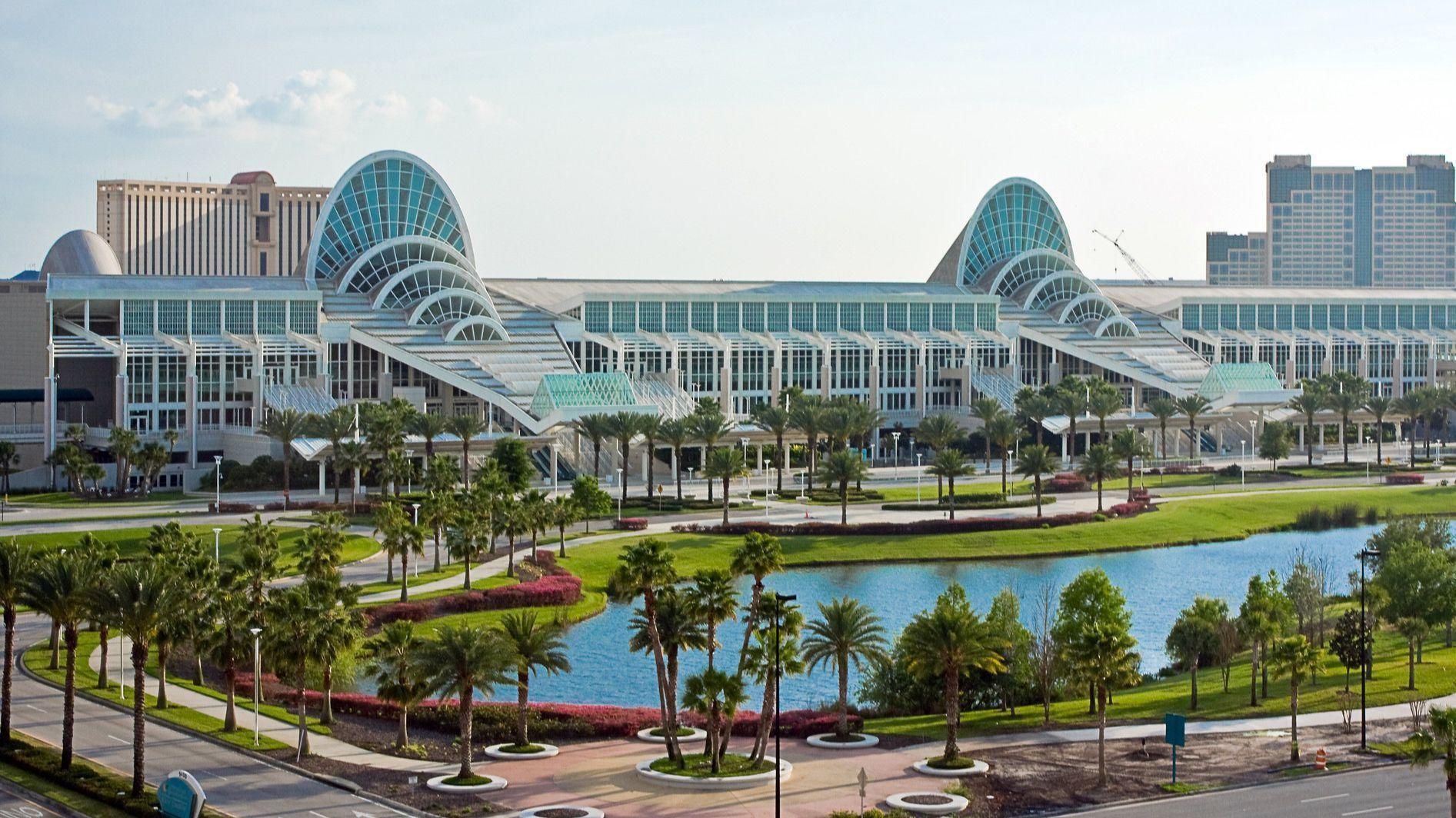 Orange County Convention Center Floor Plan: Orange County Convention Center Looks Ahead For Busy 2018