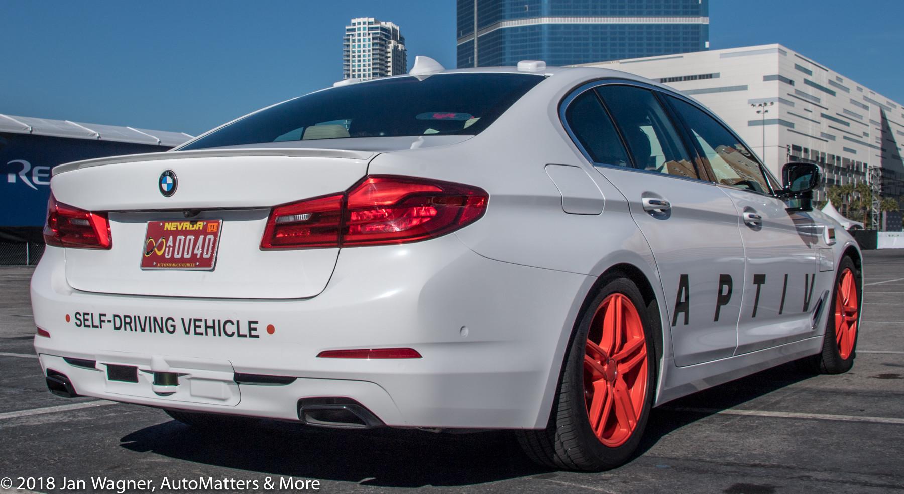 BMW Lyft