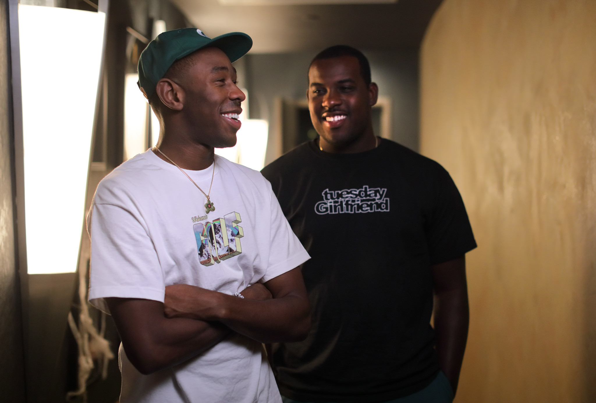 Tyler, The Creator (and Lionel Boyce