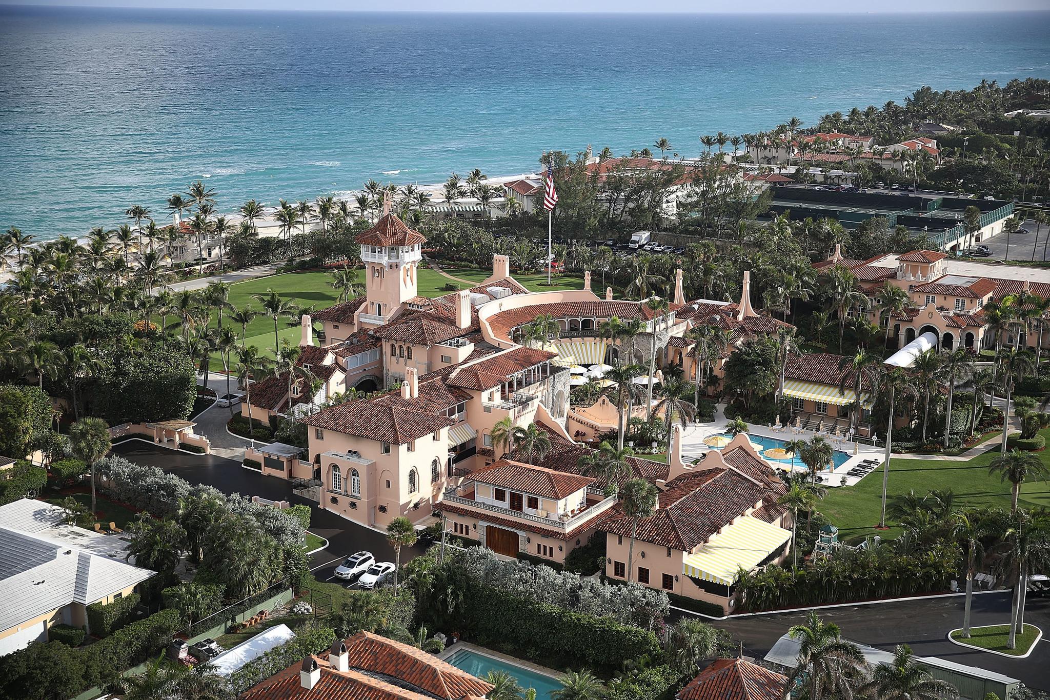 Trump Plans Gala At Mar A Lago On Saturday Night Again