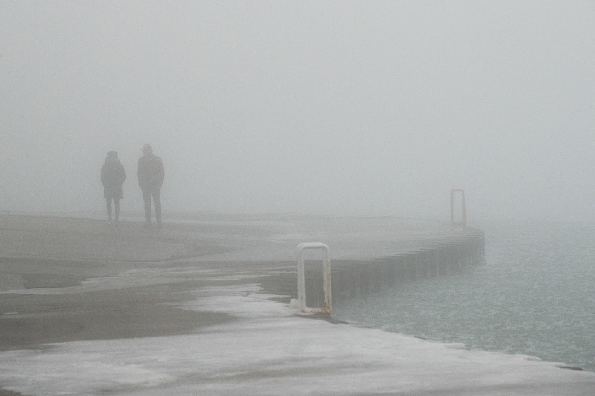 dense fog advisory issued for chicago area motorists urged to use