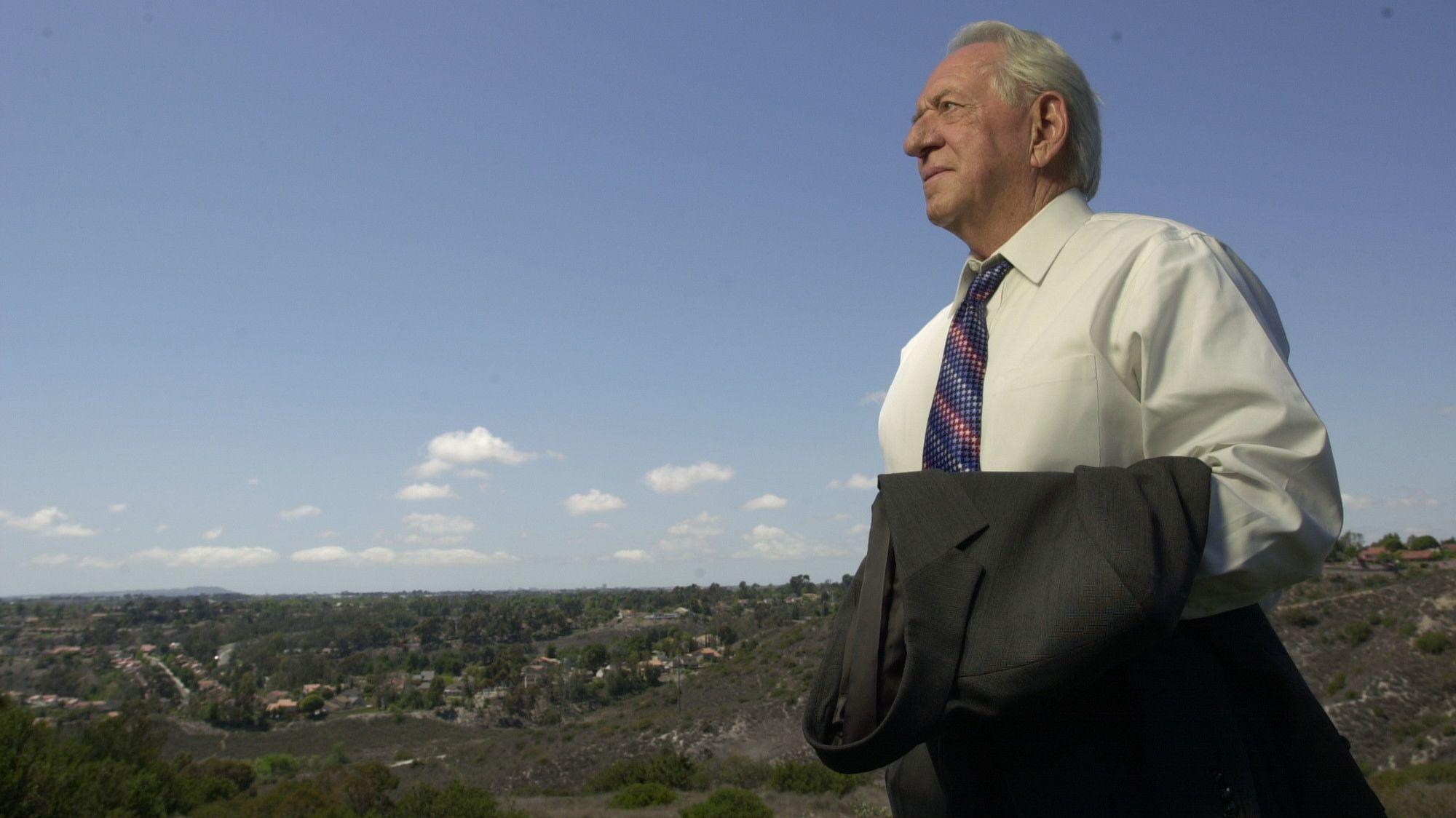 San Diego S High Kicking Weatherman John Coleman Dies