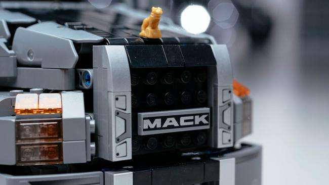 Want to build your own Mack Anthem? You can — on a much