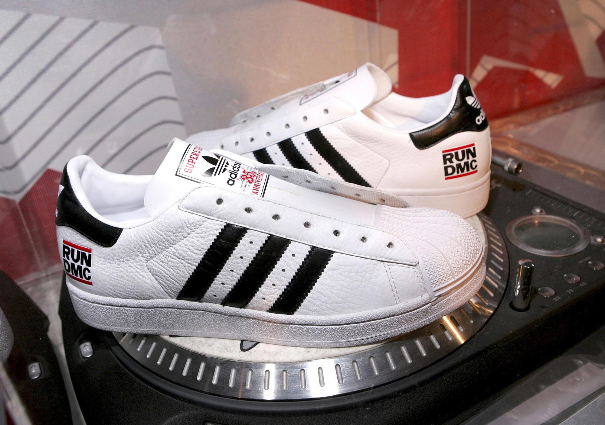 35th Anniversary Run-DMC Adidas Superstar