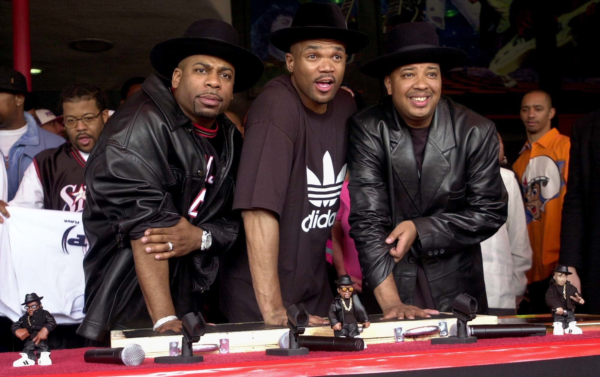 RUN-DMC NAMED BEST IN VH1'S LIST OF GREATEST HIP-HOP ACTS