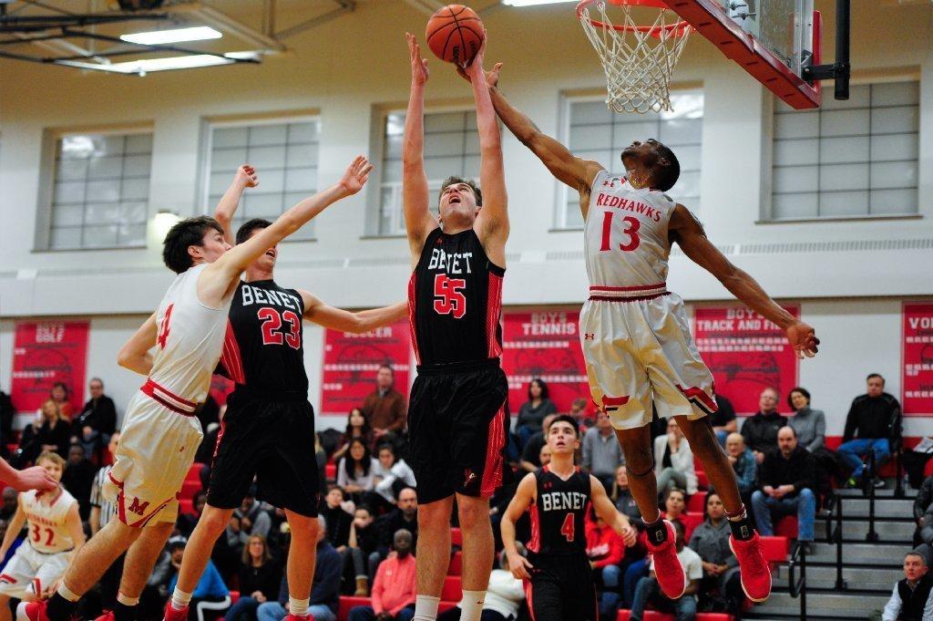 Chicagoland High School Boys Basketball Rankings Jan 22