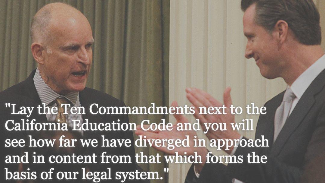 Gov. Jerry Brown 2013