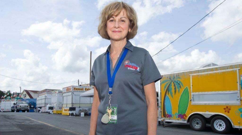 Longtime Allentown Fair Marketing Director Bonnie Brosious Retiring
