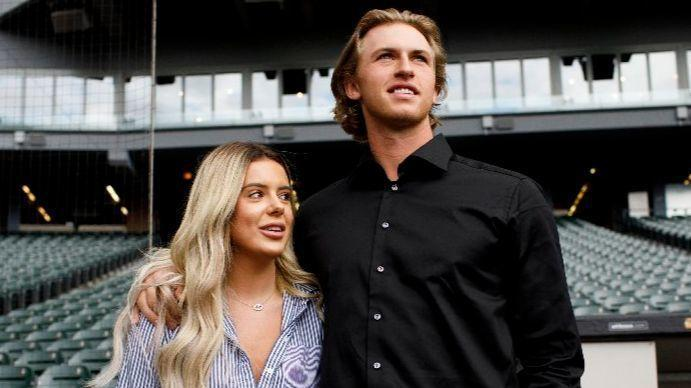 Is brielle dating a chicago white sox
