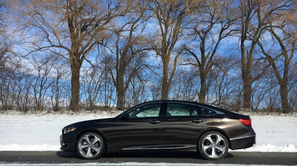 Believe The Hype 2018 Honda Accord Is That Good Chicago Tribune