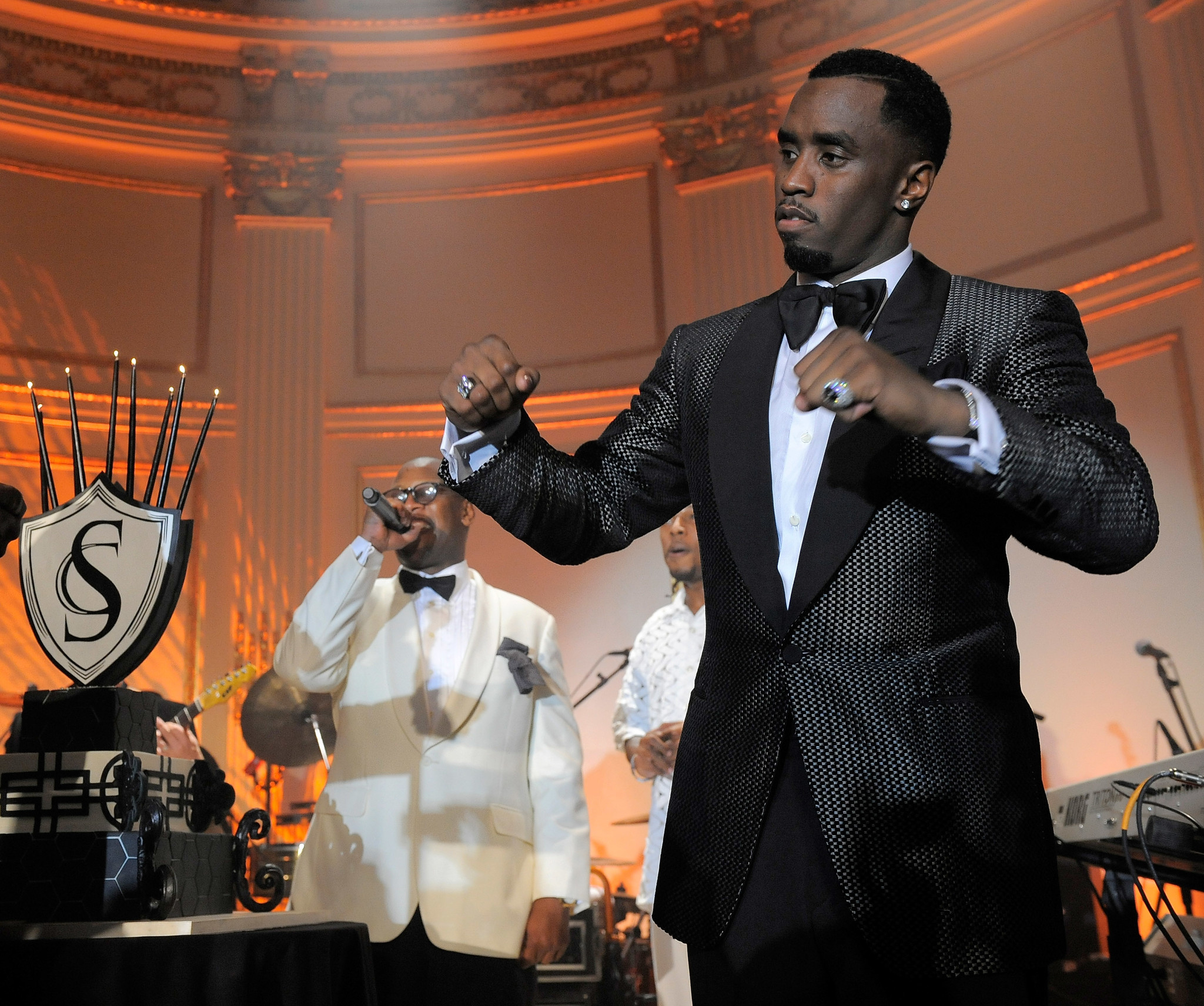 "Sean ""Diddy"" Combs' birthday celebration"