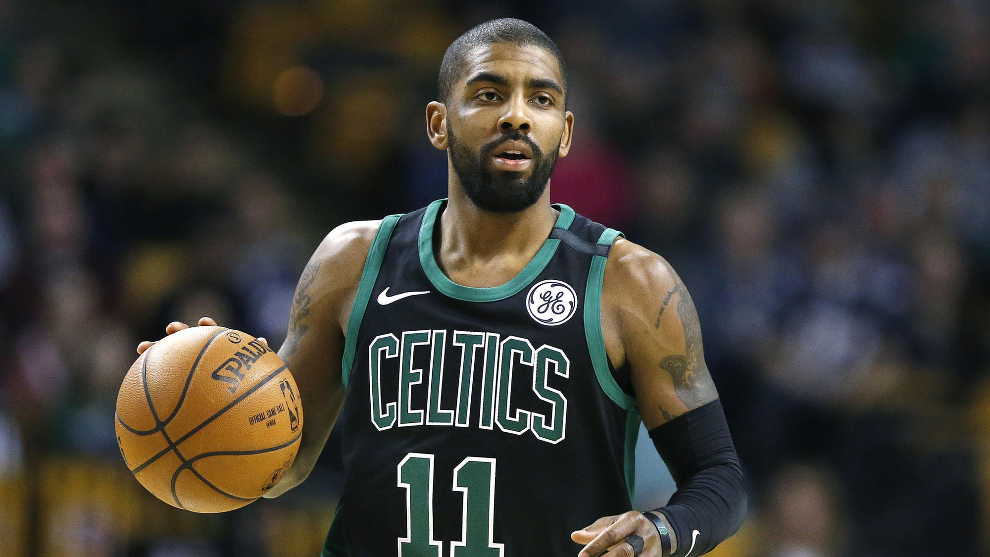 a48a3acb06c0 Report  Kyrie Irving threatened to sit out with knee injury if Cavs didn t  trade him