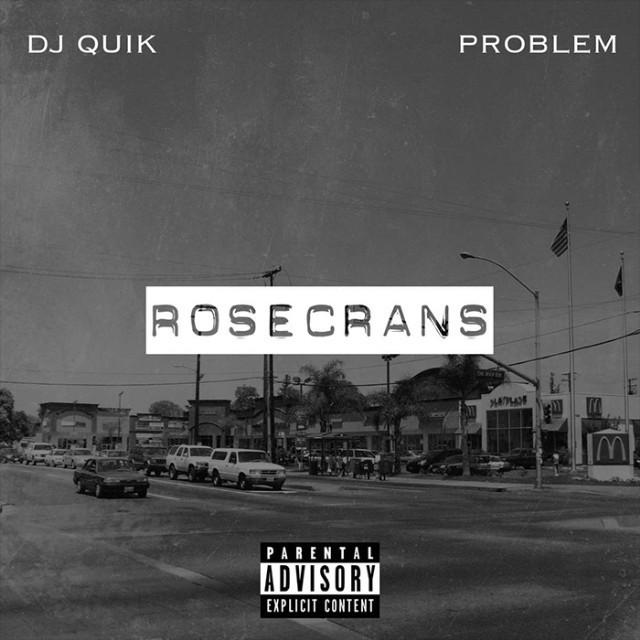 """""""Rosecrans"""" album cover"""