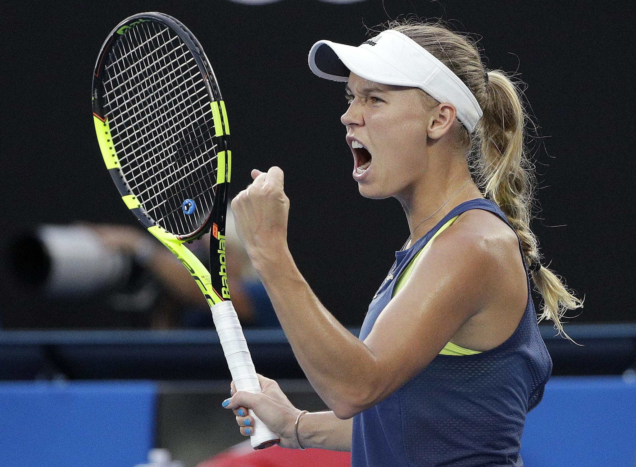 Caroline Wozniacki One Grand Slam singles title nude (89 foto) Topless, 2015, panties