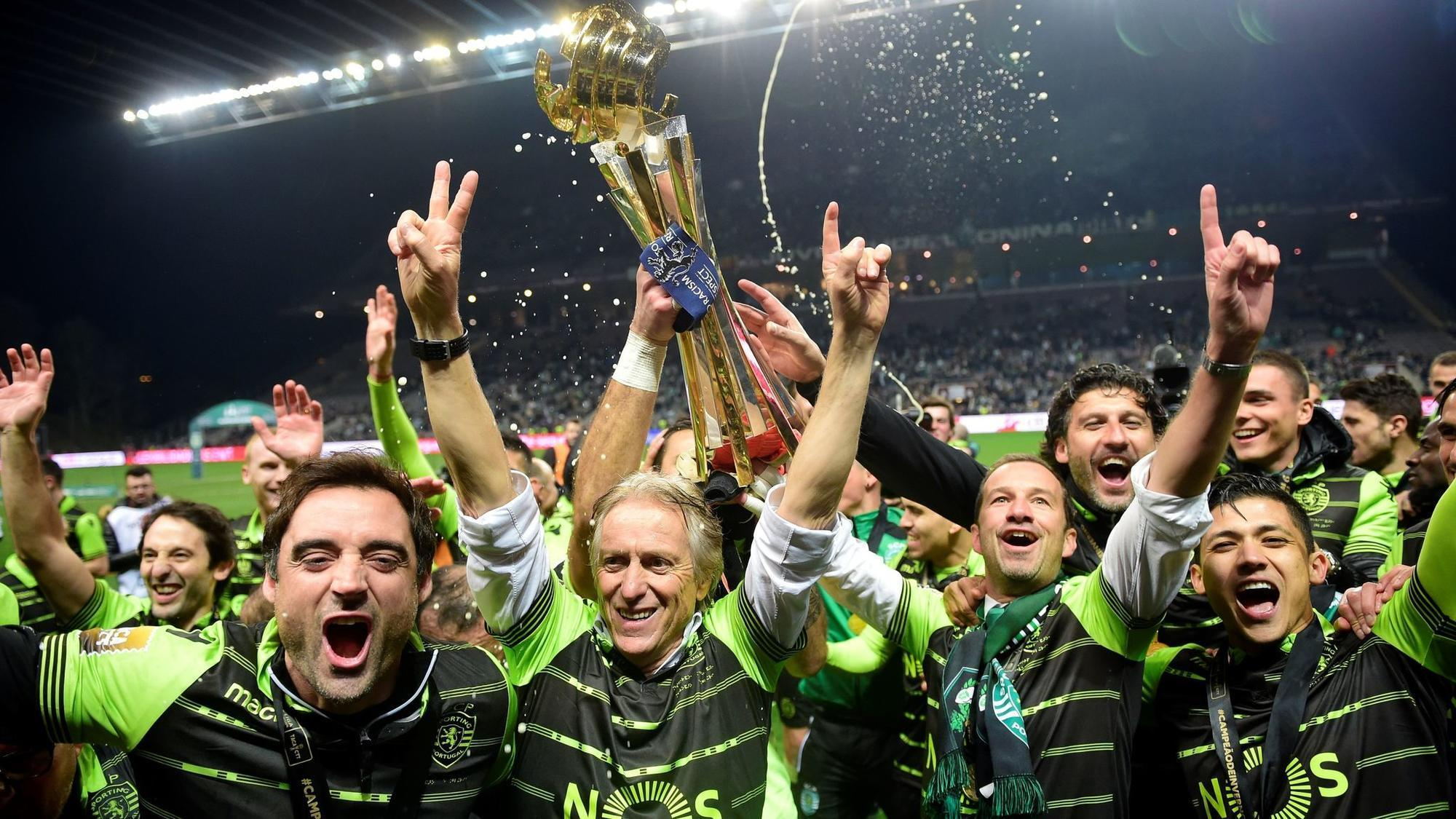 Sporting CP win their first League Cup - Chicago Tribune