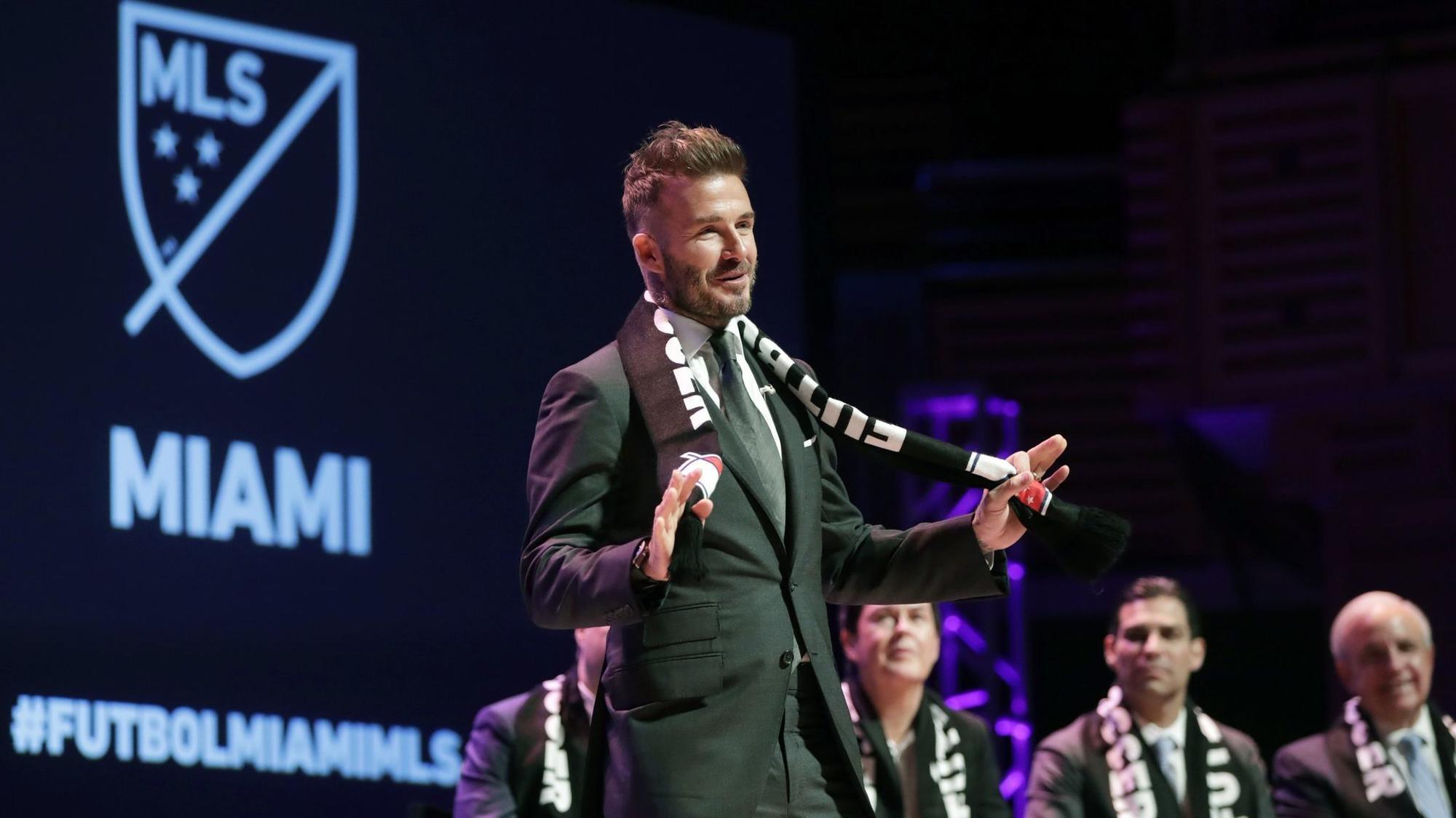 Image result for Beckham