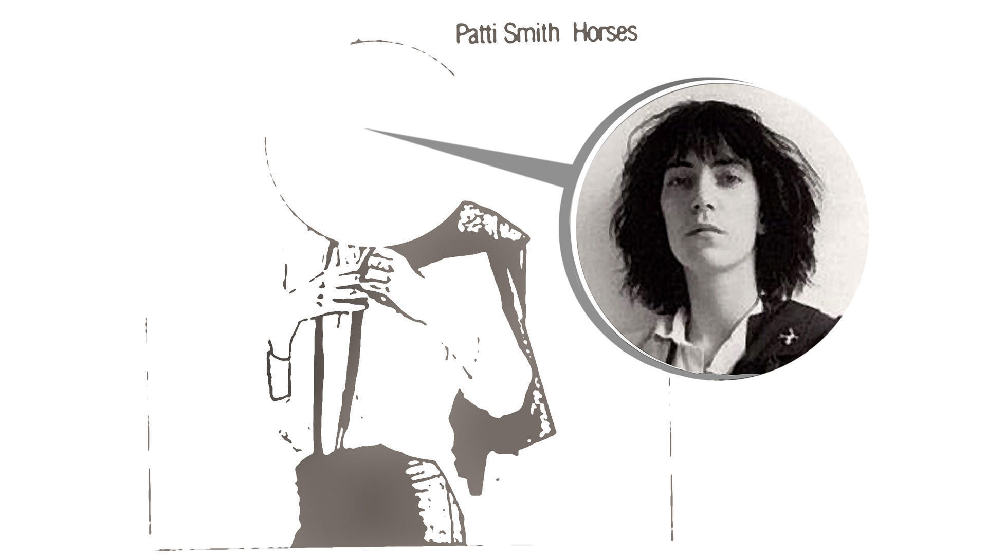 Horses Patti Smith Blind Spot: Patti Smit...