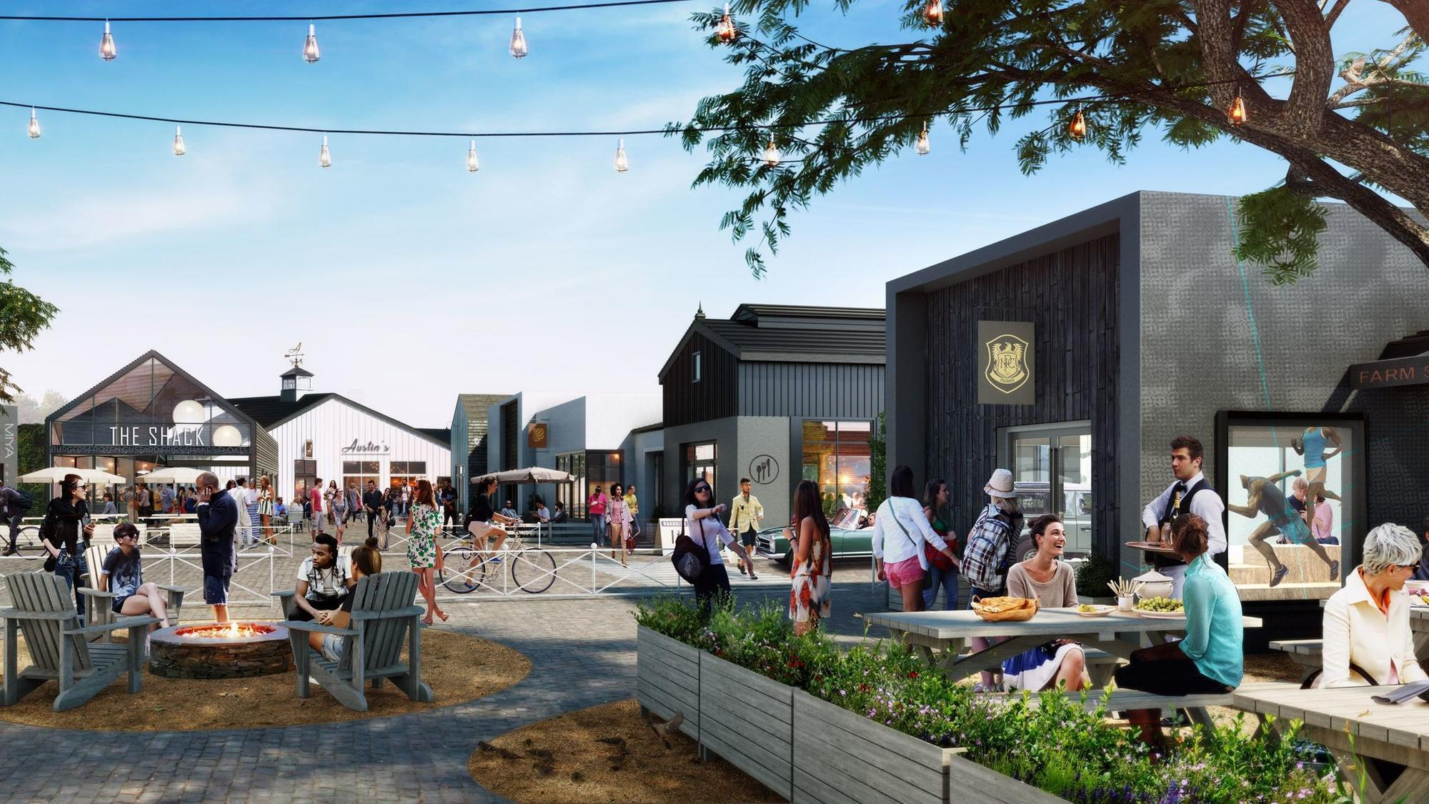 Four Restaurants Named For One Paseo Project The San