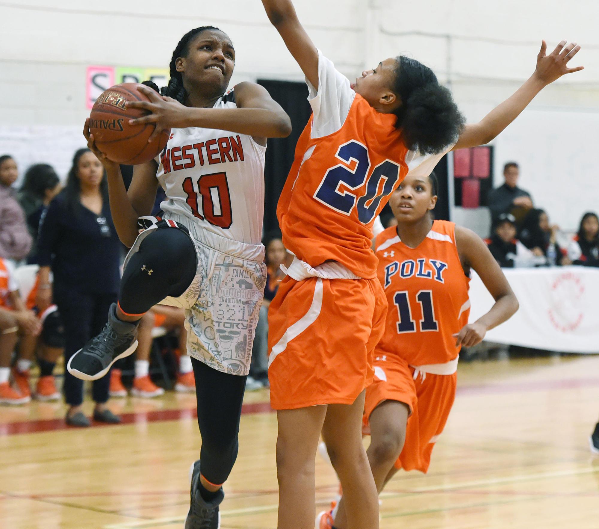 Big Weekend In High School Basketball: Girls Basketball Game Of The Week: No. 11 IND Vs. Mercy In