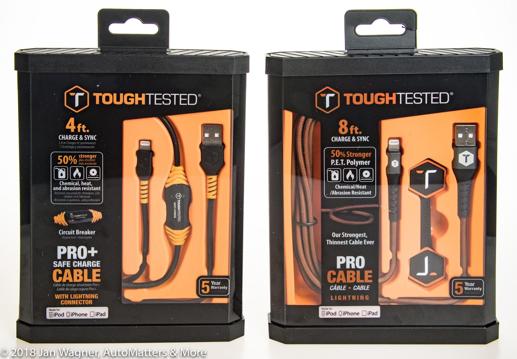 Tough cables