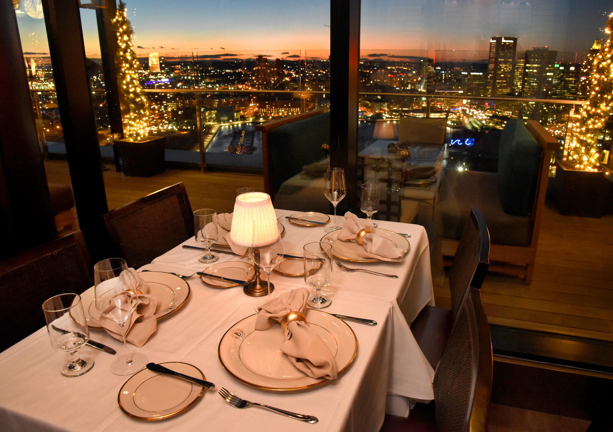 With Stunning Views And Superb Food Bygone Delivers Cl Without The Atude Baltimore Sun