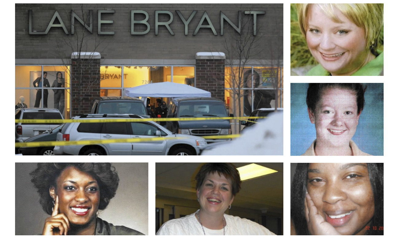 e4fd05a189b 5 women killed in 2008 Lane Bryant slayings remembered at prayer service as  authorities  double  resolve - Daily Southtown