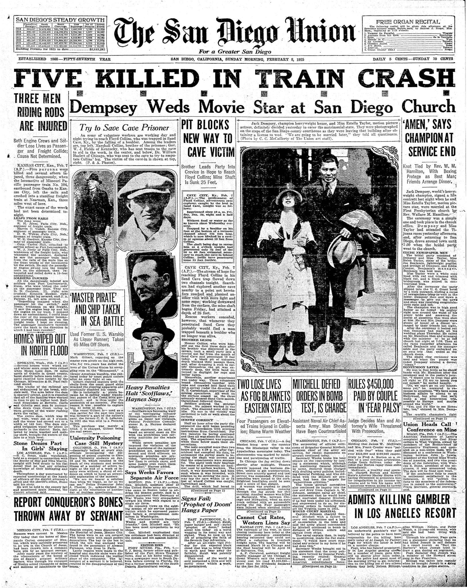 February 8, 1925