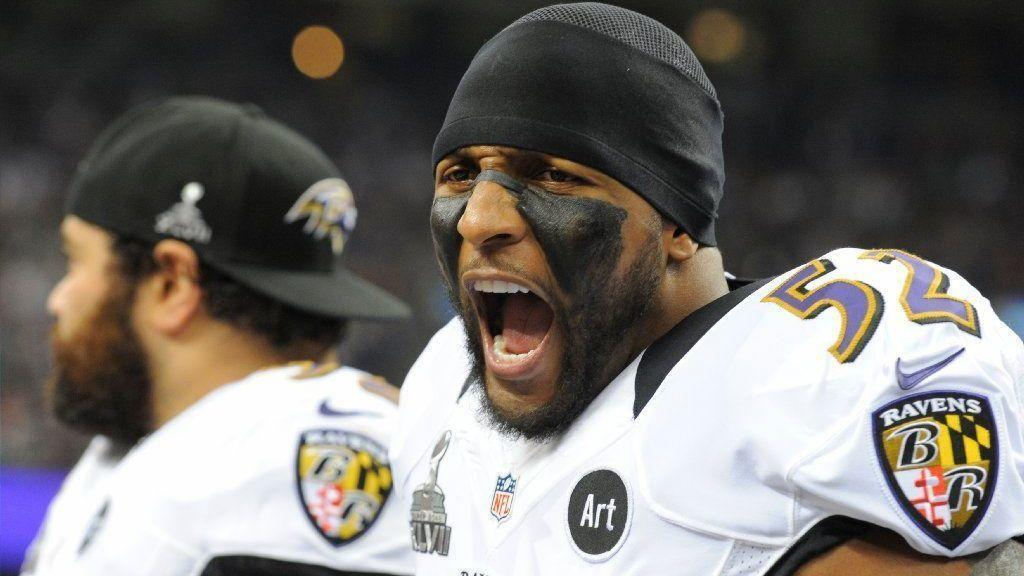 708adac85 Former Ravens MLB Ray Lewis elected to Pro Football Hall of Fame in first  year of eligibility - Baltimore Sun