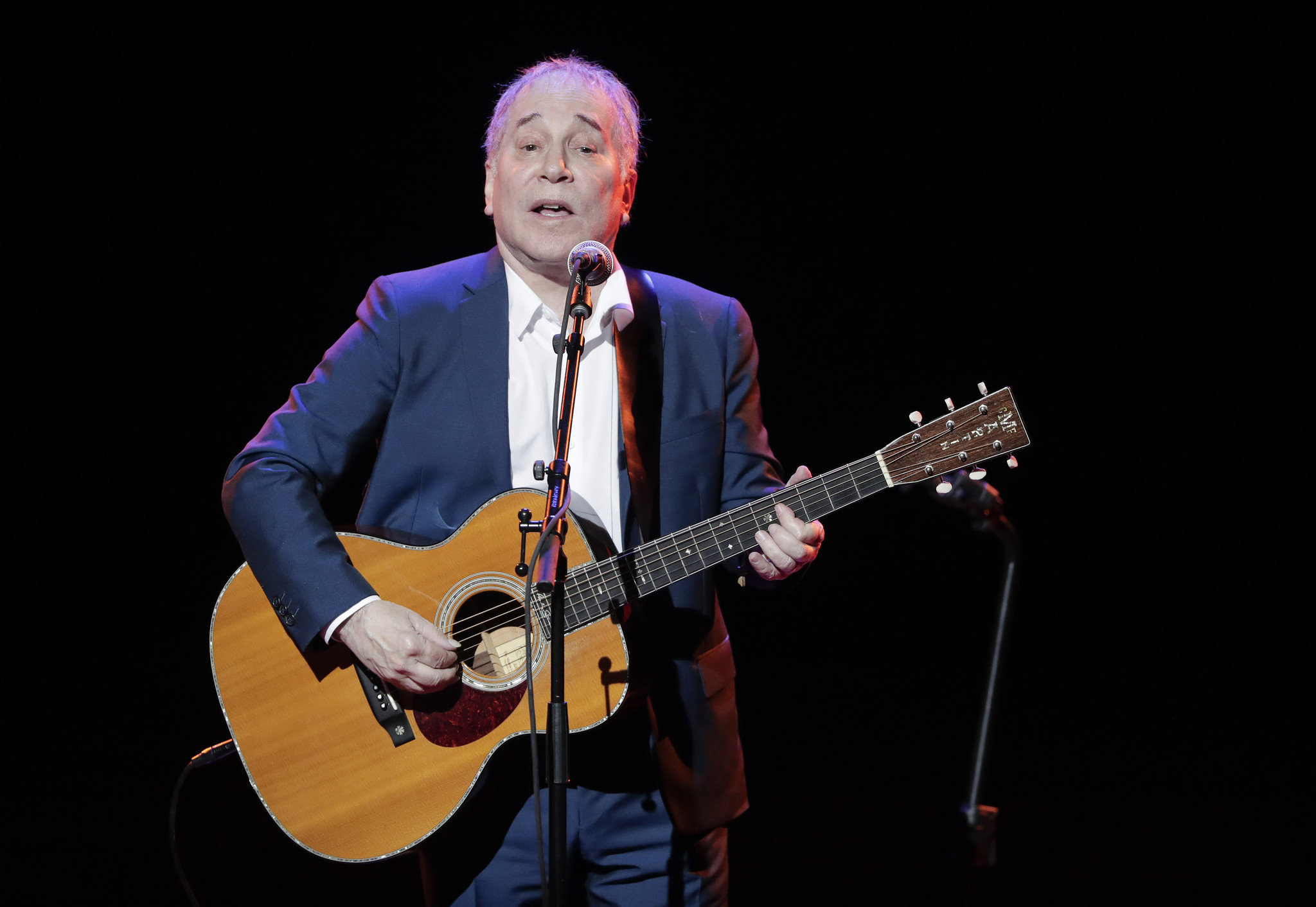 paul simon brings his farewell tour to chicago in june chicago tribune. Black Bedroom Furniture Sets. Home Design Ideas