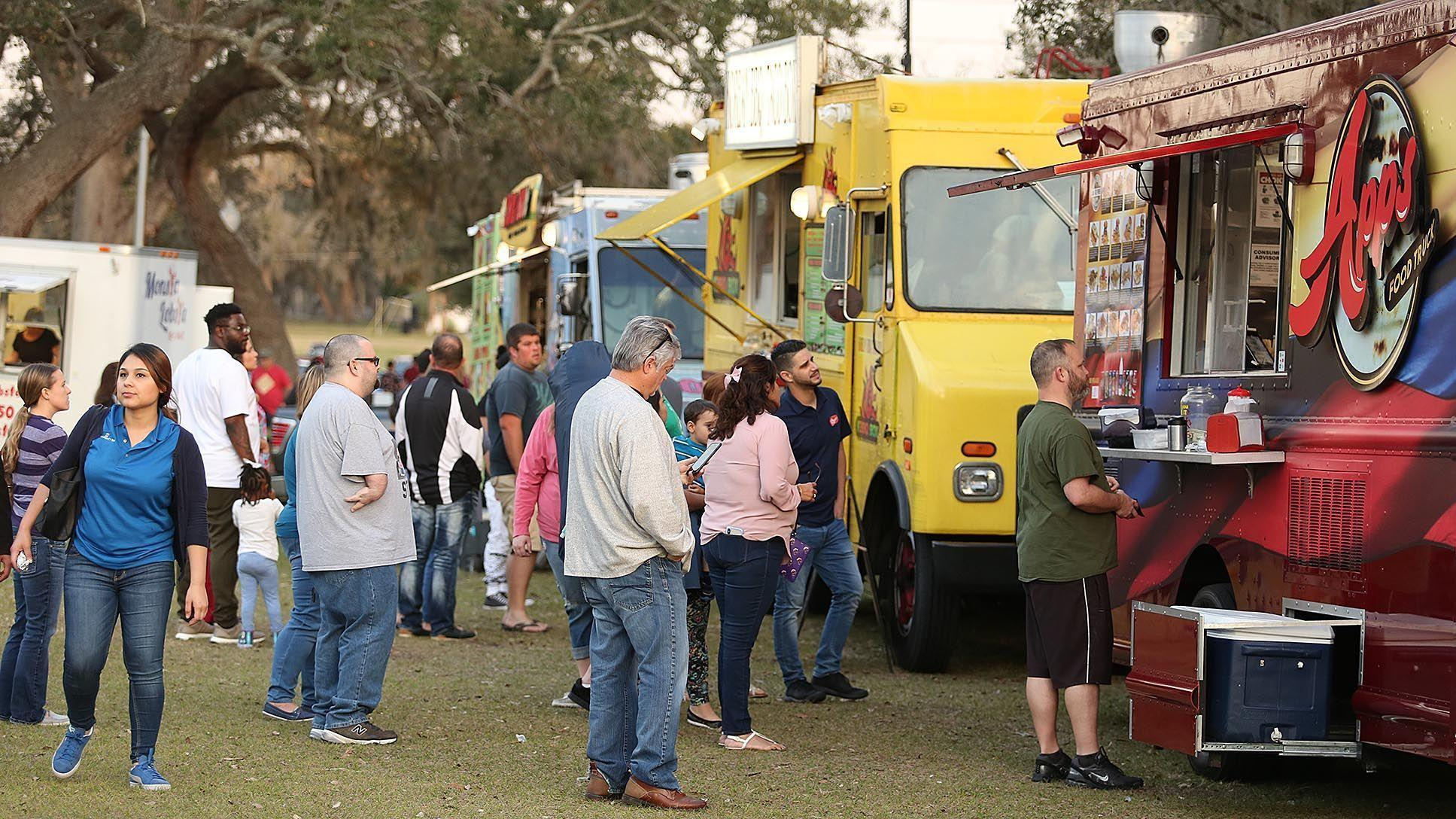 Food Truck Bazaar Orlando Fl