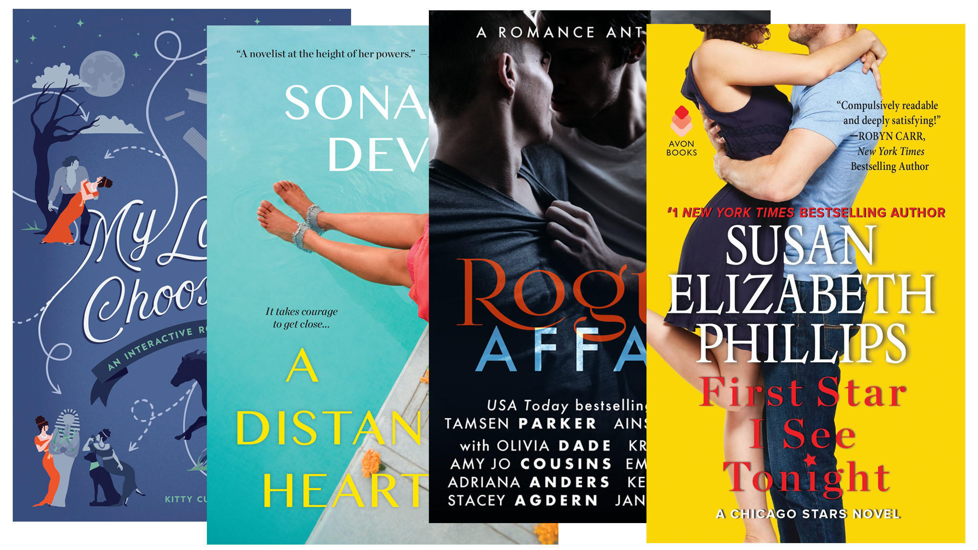 Where Are Romance Novels Headed Given The Current State Of
