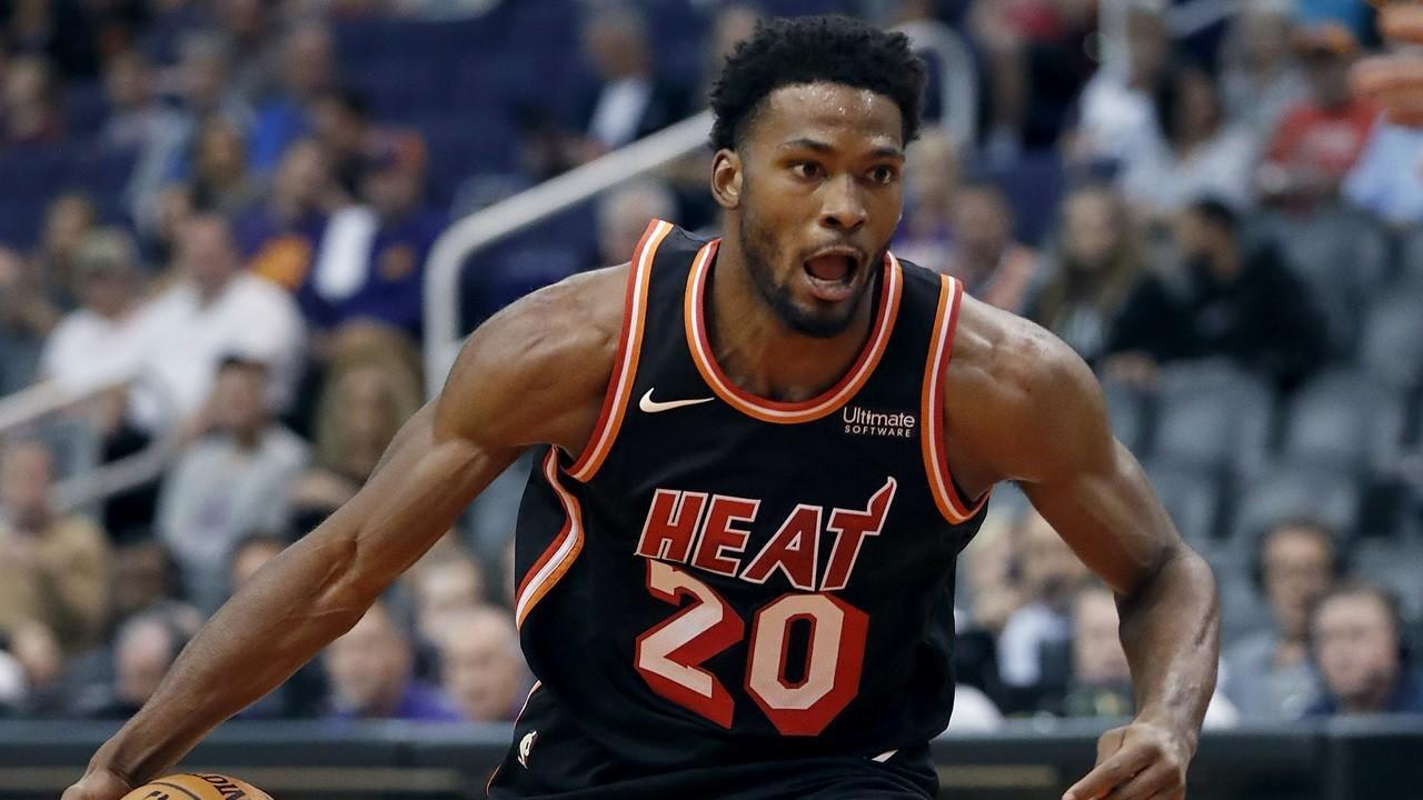 91f5b3b64 ASK IRA  Could Justise Winslow be the Heat s trade sweetener  - Sun Sentinel
