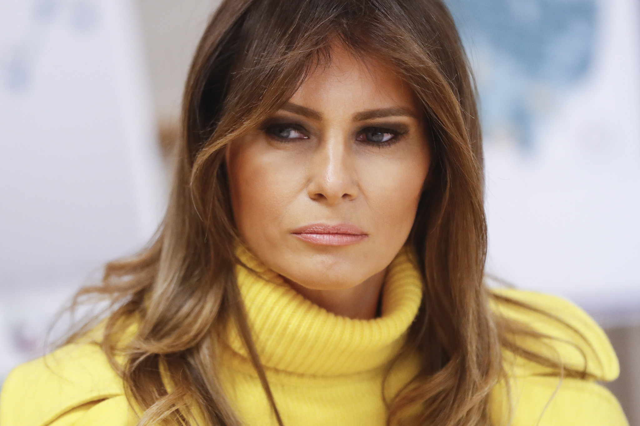 Melania Trump is not a delicate flower or a victim ...