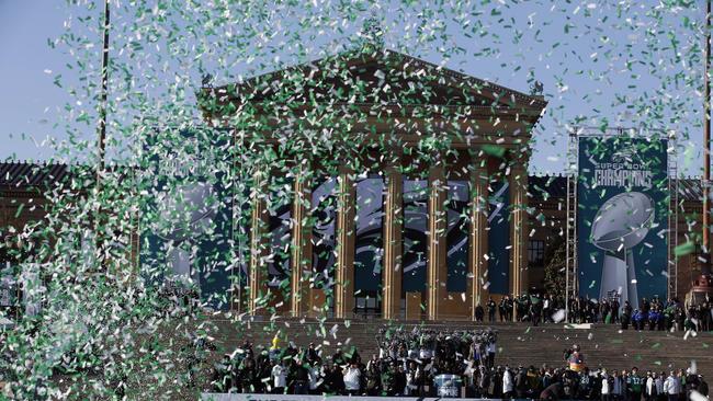 Live Blog Replay  Eagles Super Bowl victory parade in Philadelphia ... e06b7862b