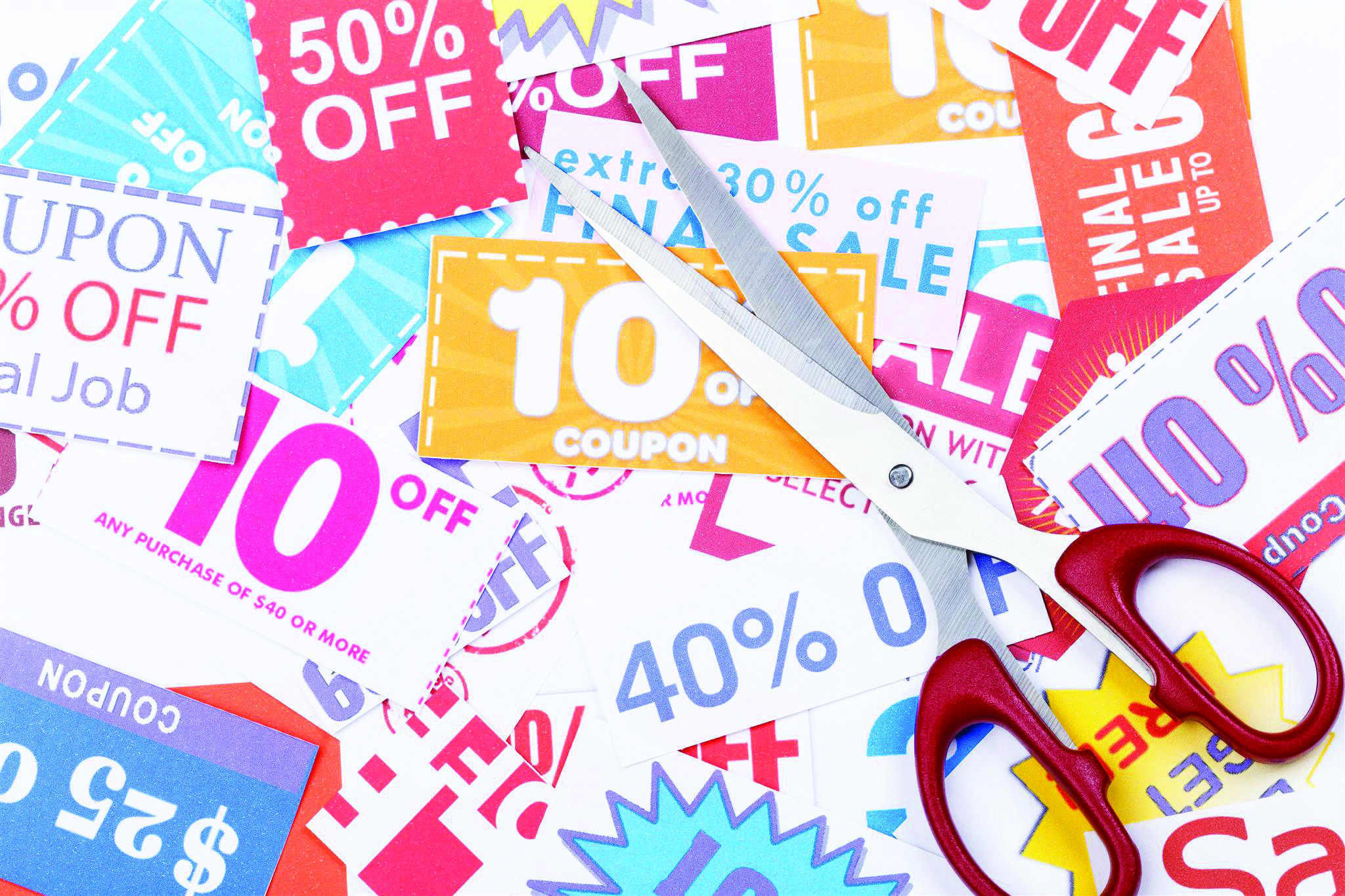 super couponing tips why could a coupon for one item scan on
