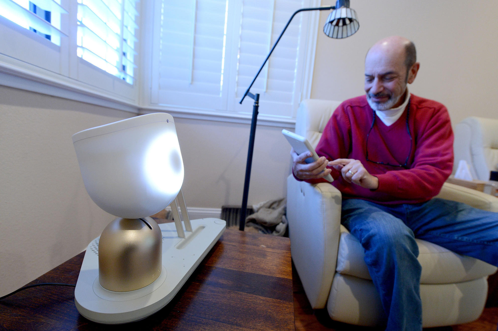 Gadgets For Seniors Ambitious Techies Roll Out Robots