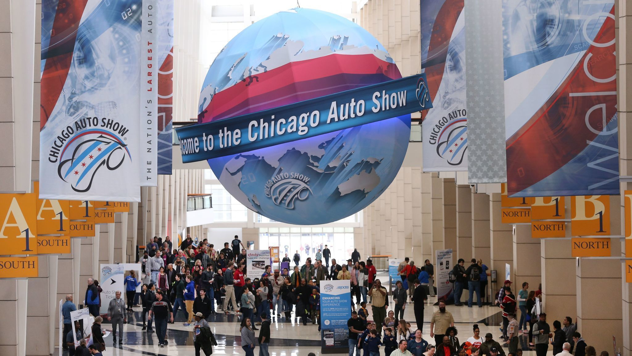 Getting There: 2018 Chicago Auto Show