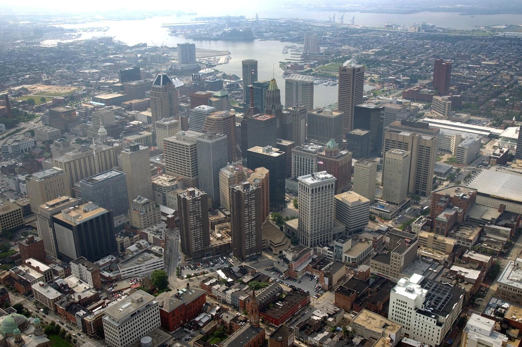 Baltimore is at 10 days without a homicide