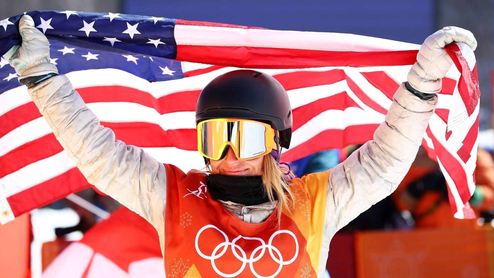A gold medal for Jamie Anderson, but a black eye for ...