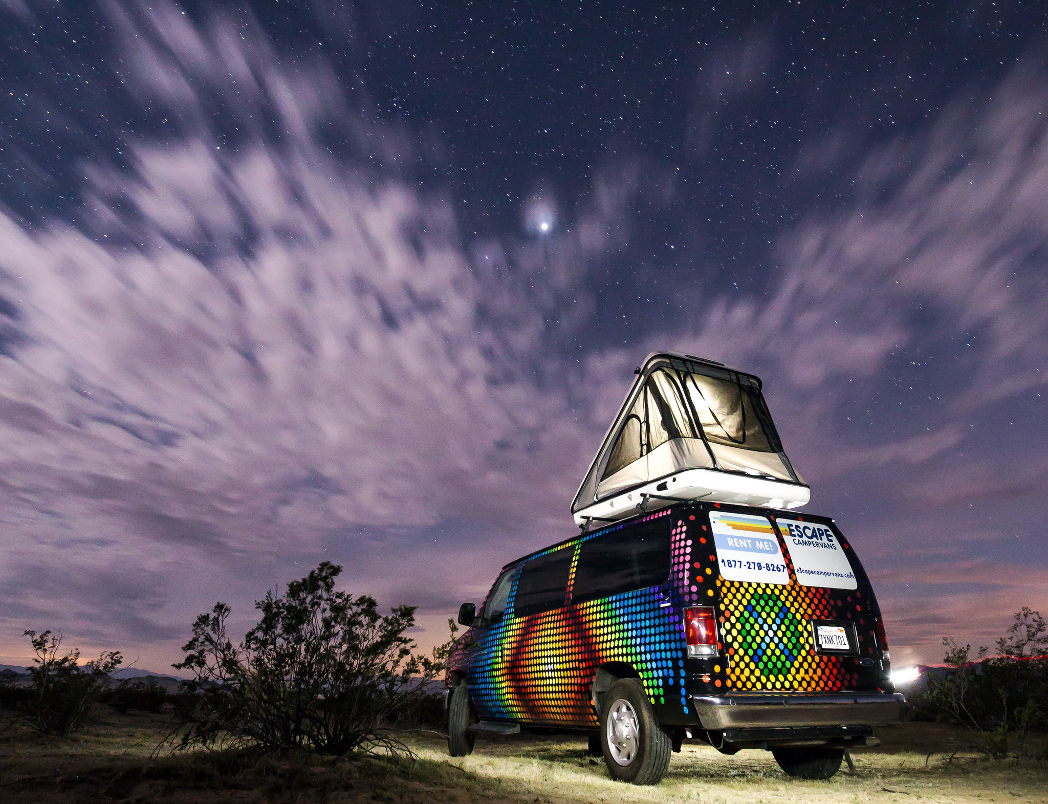 The Ever Growing Popularity Of Vanlife Traveling