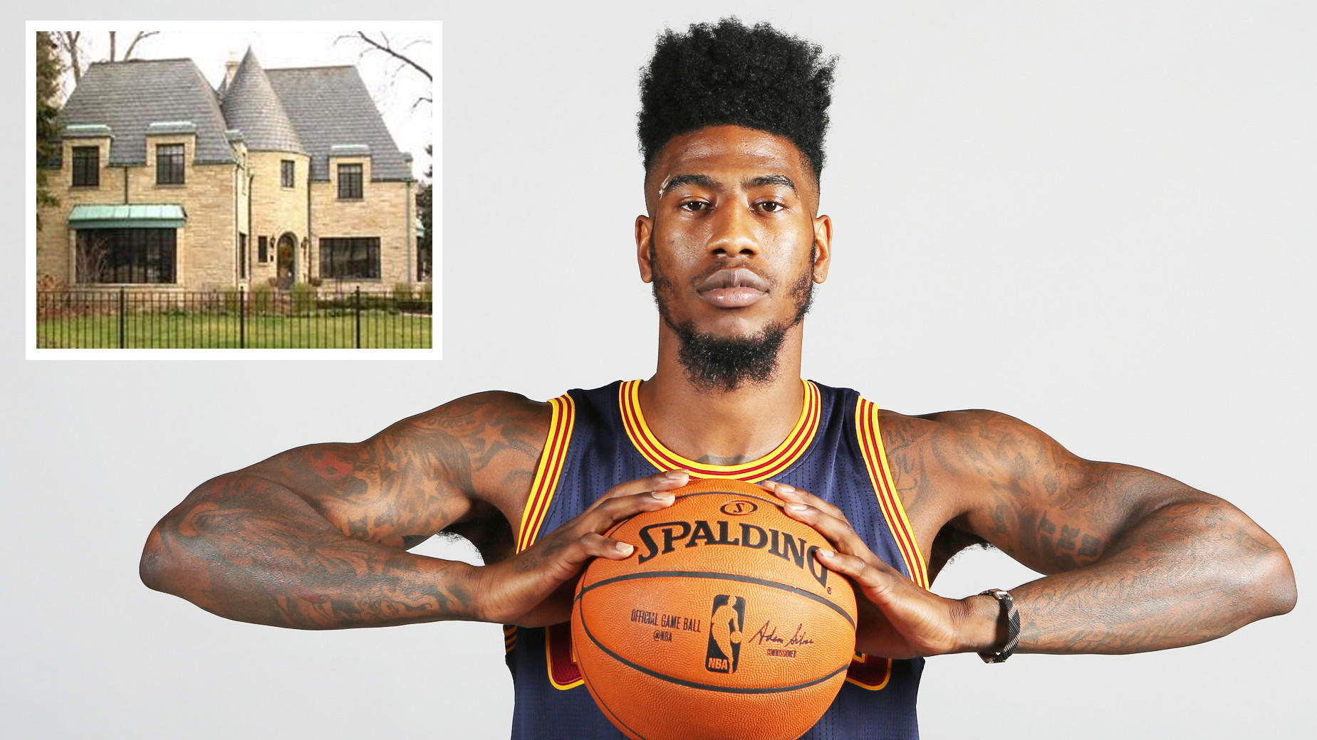 71026b02487e Oak Park native Iman Shumpert